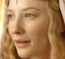 Galadriel (iPad/iPhone/iPod) by aforceofnature