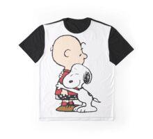 Snoopy Hug Graphic T-Shirt