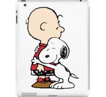 Snoopy Hug iPad Case/Skin