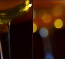 Wine Glass Diptych  by leapdaybride