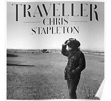 CHRIS STAPLETON TRAVELLER Poster