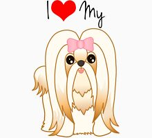 Cute Little Shih Tzu Puppy Dog T-Shirt