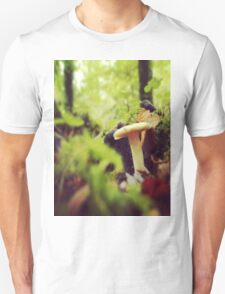 Mushroom Hazelwood Unisex T-Shirt