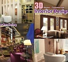 Representación arquitectónica by Ruturaj Desai