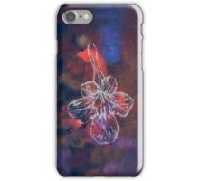 Flower in the stars 2 iPhone Case/Skin