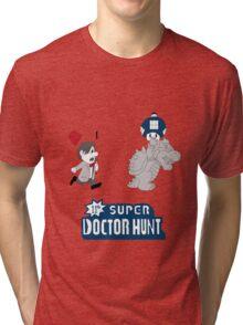 11th Super Doctor Hunt Tri-blend T-Shirt