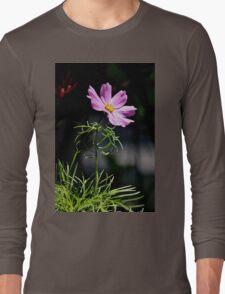 Pink cosmos Long Sleeve T-Shirt