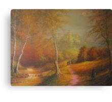 Lothlorien Canvas Print