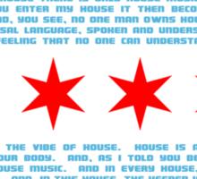 House of Jack Sticker
