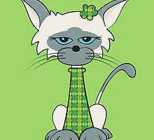 Clarence Cat by Compassion Collective