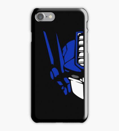Optimus Prime (colored) iPhone Case/Skin