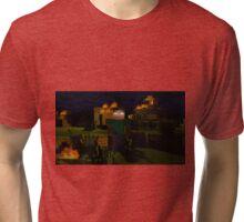 Minecraft Herobrine Tri-blend T-Shirt