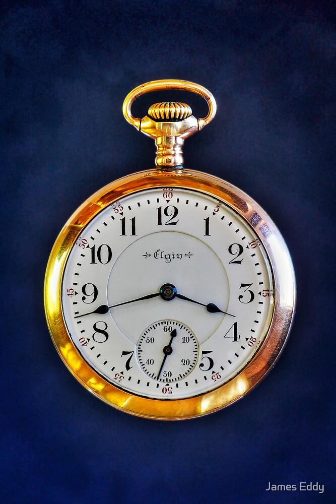 My Grandfather's Watch by James Eddy