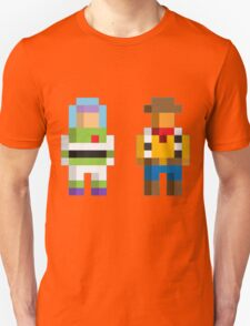 Retro Toy Story Unisex T-Shirt