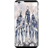 Survivors of the North-Claymore iPhone Case/Skin