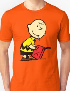 Charlie Brown Murales T-Shirt