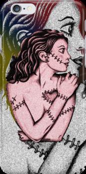 Heartbreak Zombie Doll by Aarron Laidig
