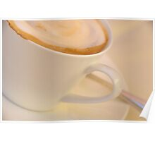 Cappuccino Confection Poster