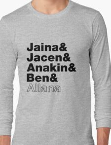 Skywalker-Solos Long Sleeve T-Shirt