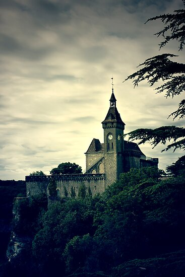 Rocamadour by MickP