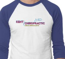 Kent Chiropractic Men's Baseball ¾ T-Shirt