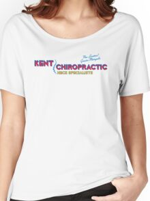 Kent Chiropractic Women's Relaxed Fit T-Shirt