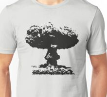 Nuclear explosion Unisex T-Shirt