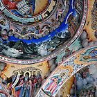 The Rila Monastery by Denitsa Prodanova