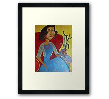 Dream along with me Framed Print