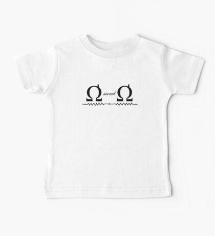 Ohm Sweet Ohm - T Shirt Baby Tee