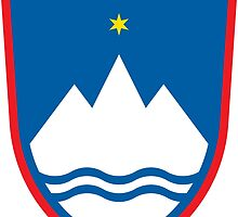 Coat of Arms of Slovenia  by abbeyz71