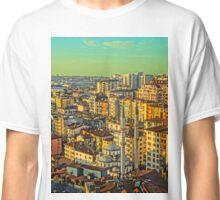 Sunrise over Istanbul Classic T-Shirt