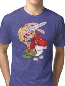 Master Of His Universe Tri-blend T-Shirt