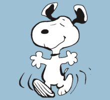 Happy Snoopy by Marianus