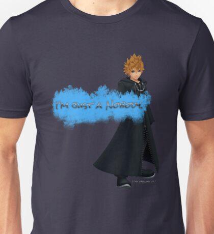Kingdom Hearts: I'm Just a Nobody Unisex T-Shirt