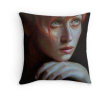 Elegiac Throw Pillow