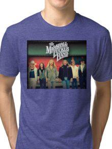 THE MARSHALL TUCKER BAND Tri-blend T-Shirt