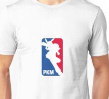 PKM vs NBA Unisex T-Shirt