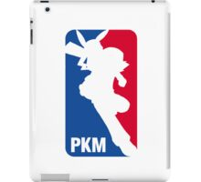 PKM vs NBA iPad Case/Skin