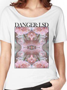 DANGER: LSD Women's Relaxed Fit T-Shirt