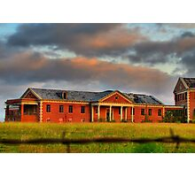 Woodmen Circle Home located in Sherman, Texas, USA Photographic Print