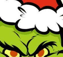 the Grinch Sticker
