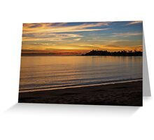 Winter in North Queensland Greeting Card
