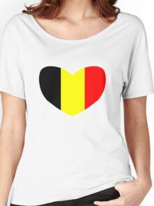 Love Belgium Women's Relaxed Fit T-Shirt