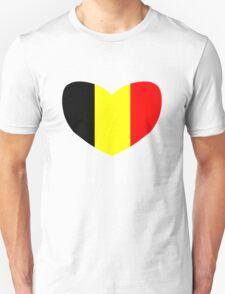 Love Belgium Unisex T-Shirt