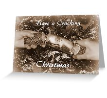 Have A Cracking Christmas. Greeting Card