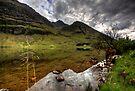 Loch Achtriochtan by Roddy Atkinson