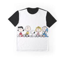 Best Peanuts Graphic T-Shirt