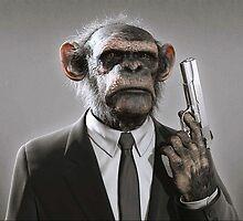 Monkey Business by Brigitta Frisch