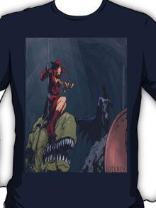 Where in Gotham is Carmen Sandiego?! T-Shirt